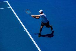 Outdoors Tennis