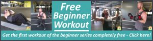Bannner workout template