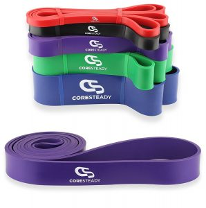 Coresteady resistance bands