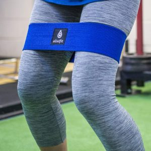 Glute resistance band