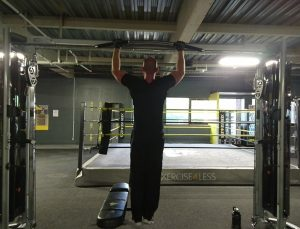 How to pullup