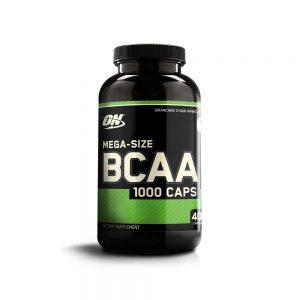 ON BCAA capsules