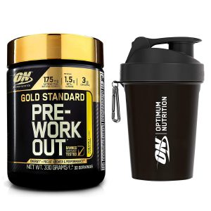 ON gold pre-workout