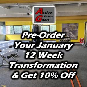 pre order 12 week offer