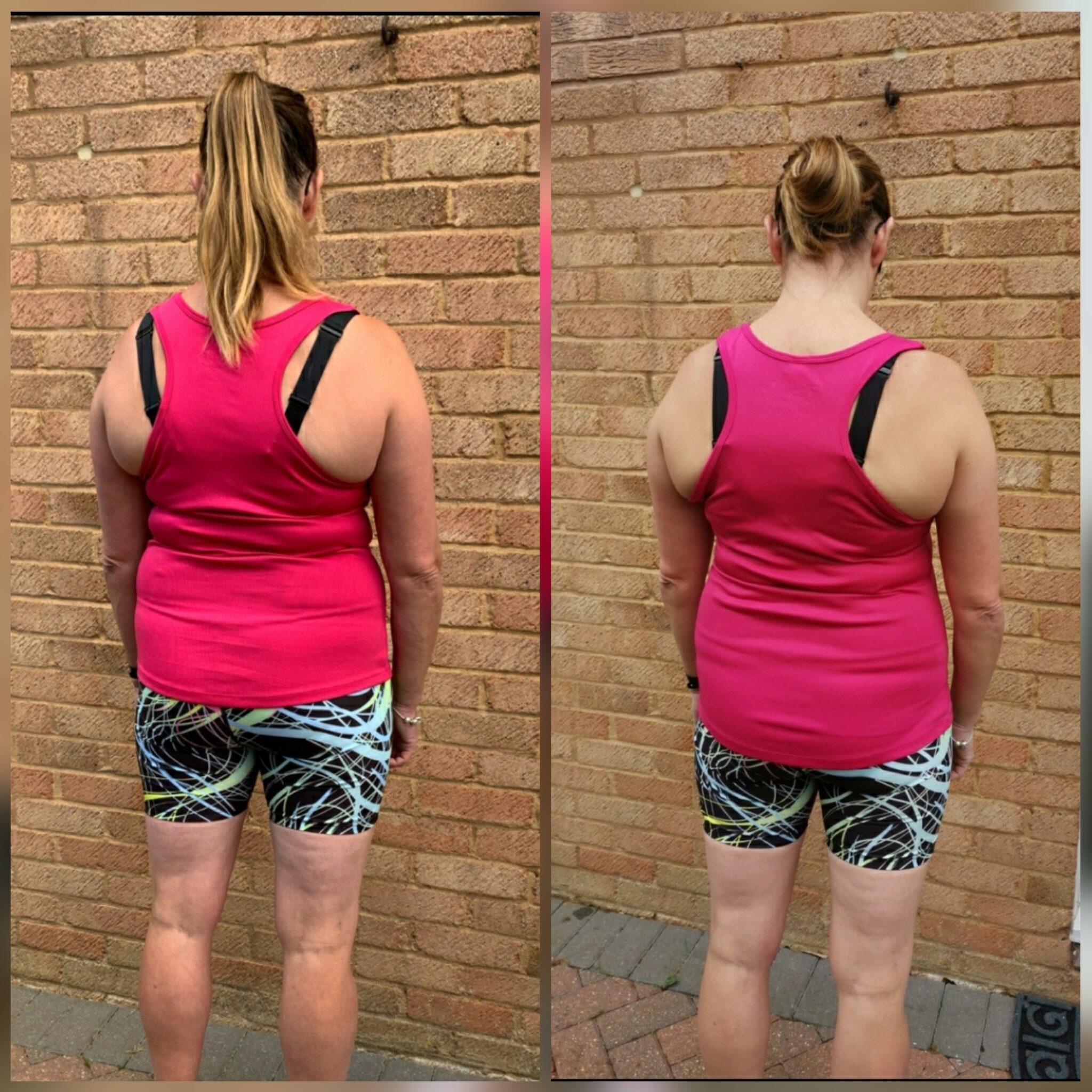 Gail fitness transformation 2