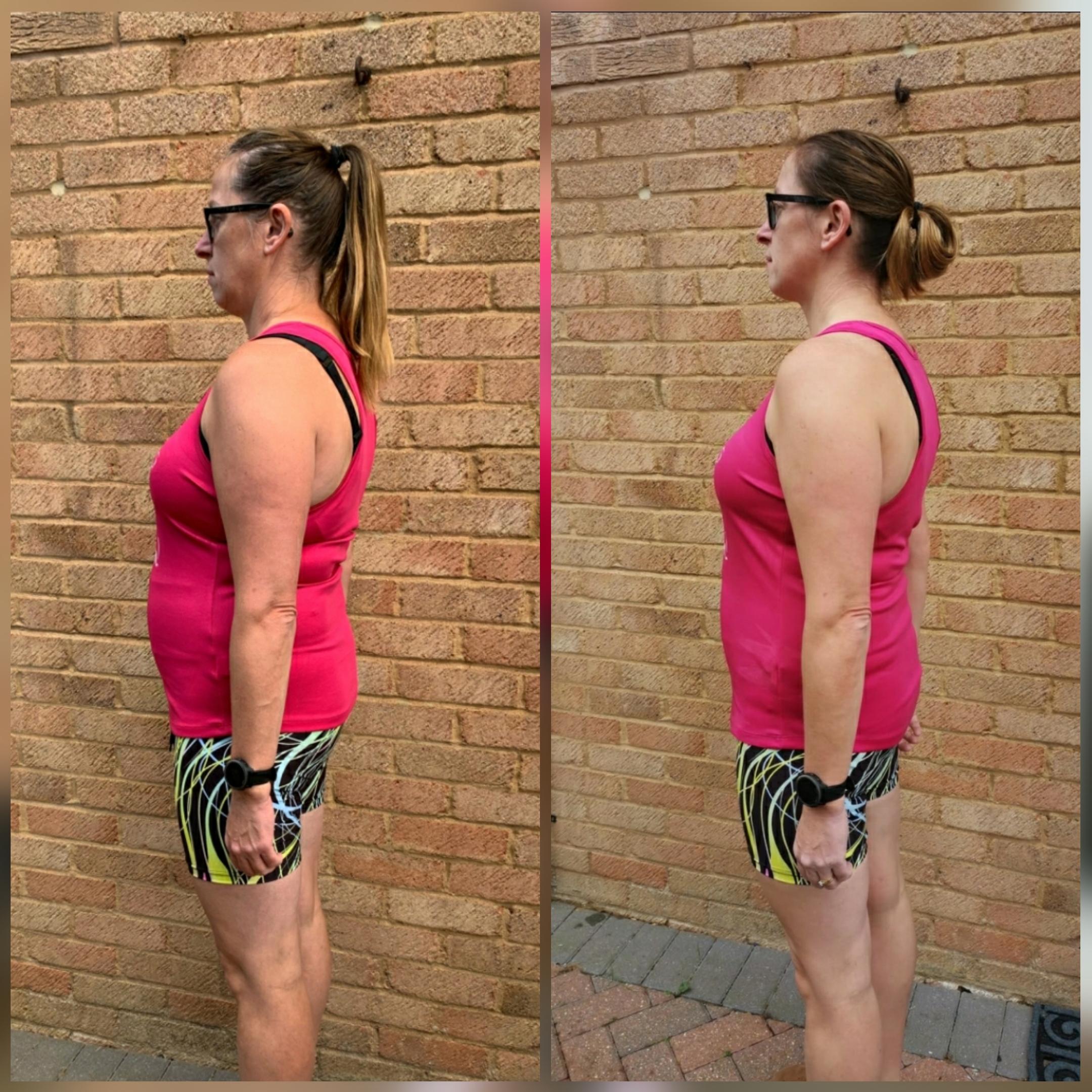 Gail fitness transformation 3