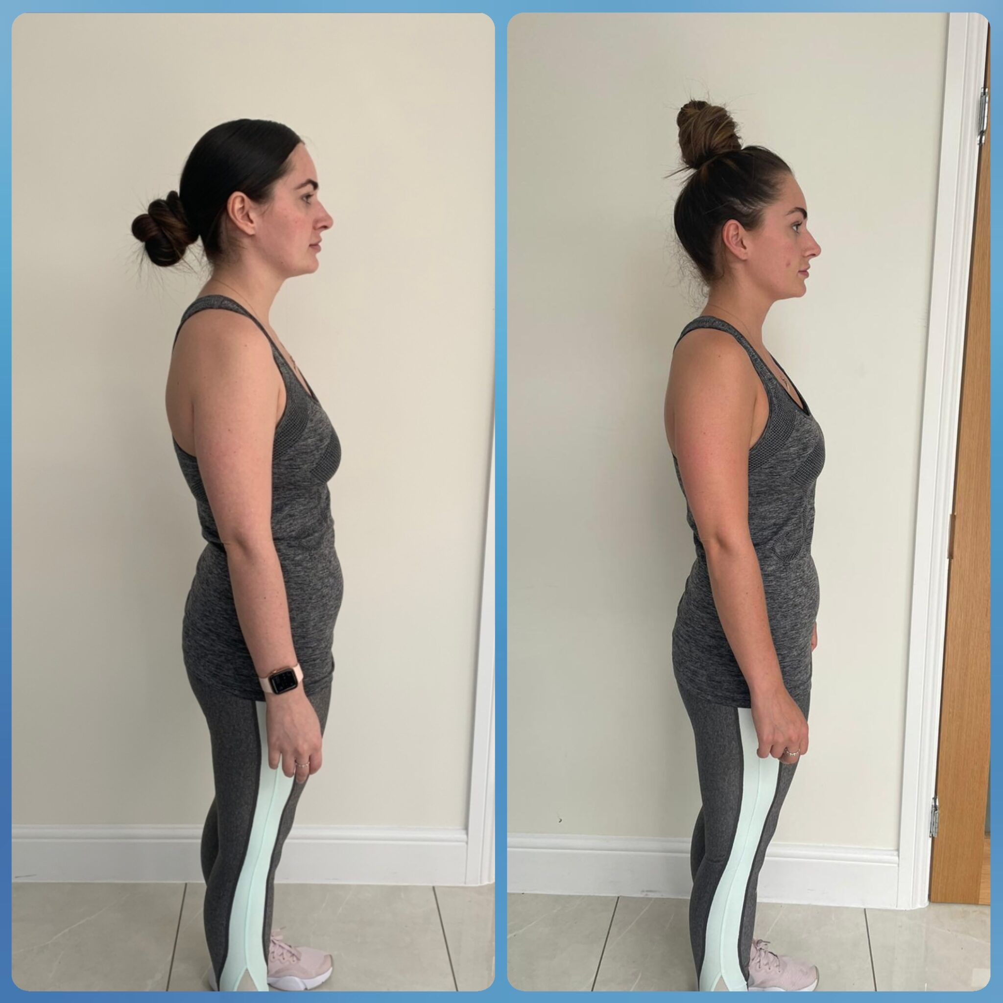 Kiera 12 week transformation 1