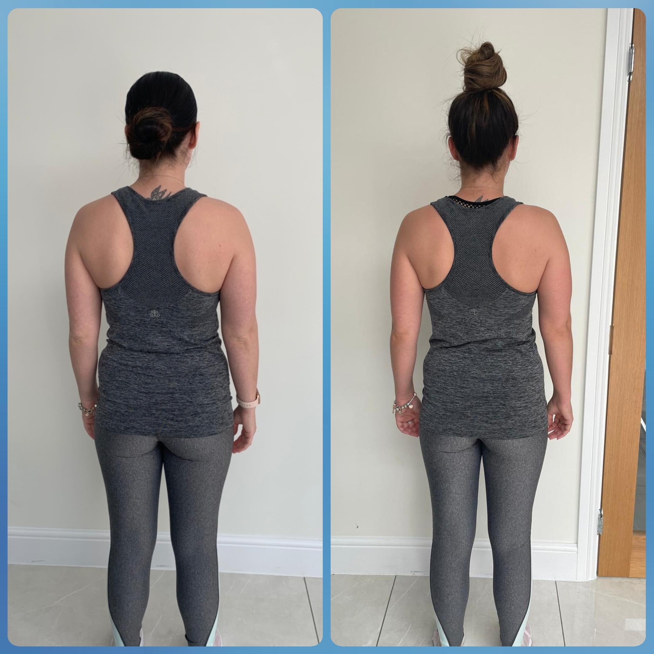 Kiera 12 week transformation 2
