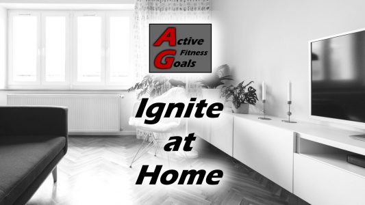 Ignite at home fitness workouts